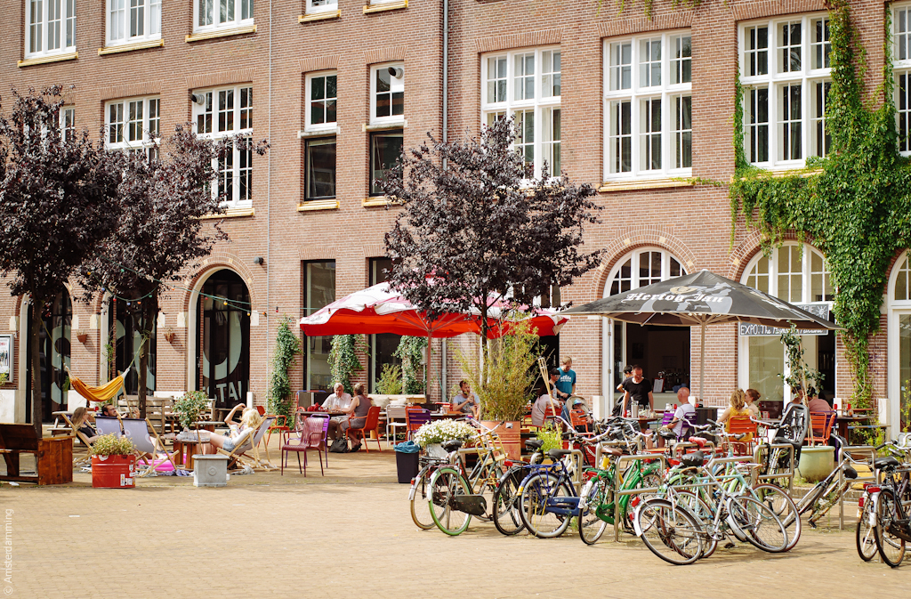 A summer day in the indische buurt amsterdamming for Ocakbasi amsterdam oost