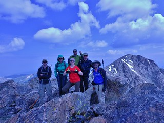CMC Group Summit Holy Cross Ridge