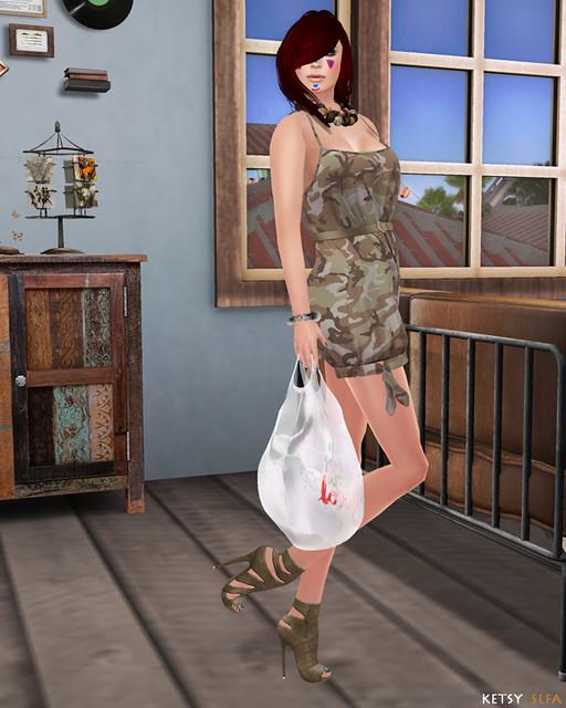 Hair Fair - Irresistable Bargain Hunting (New Post @ Second Life Fashion Addict)