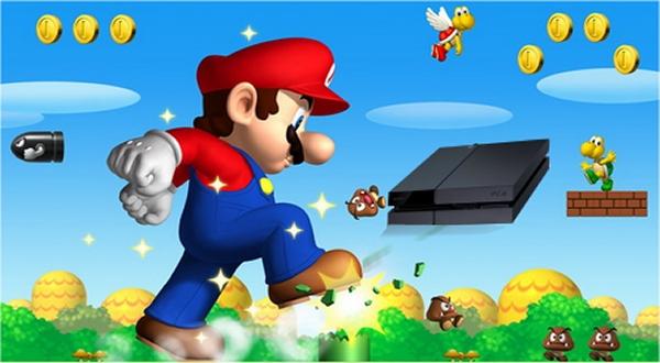 Wii U vs PS4
