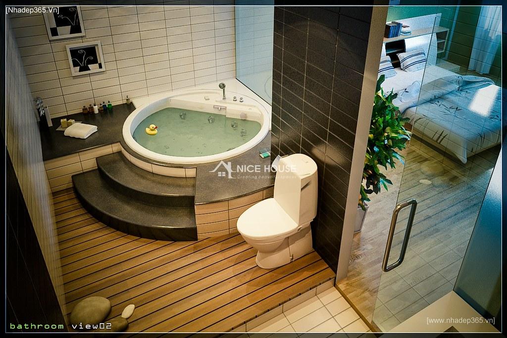 Thiết kế nội thất chung cư M5 - Anh Hoàn_2