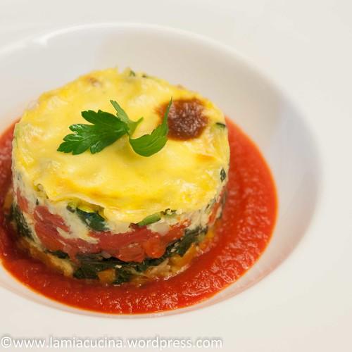 Gemüse Lasagnette 2014 07 27_5075