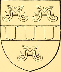 "Image from page 115 of ""Pedigrees recorded at the visitations of the county palatine of Durham made by William Flower, Norroy king-of-arms, in 1575, by Richard St. George, Norroy king-of-arms, in 1615, and by William Dugdale, Norroy king-of-arms, in 1666"""