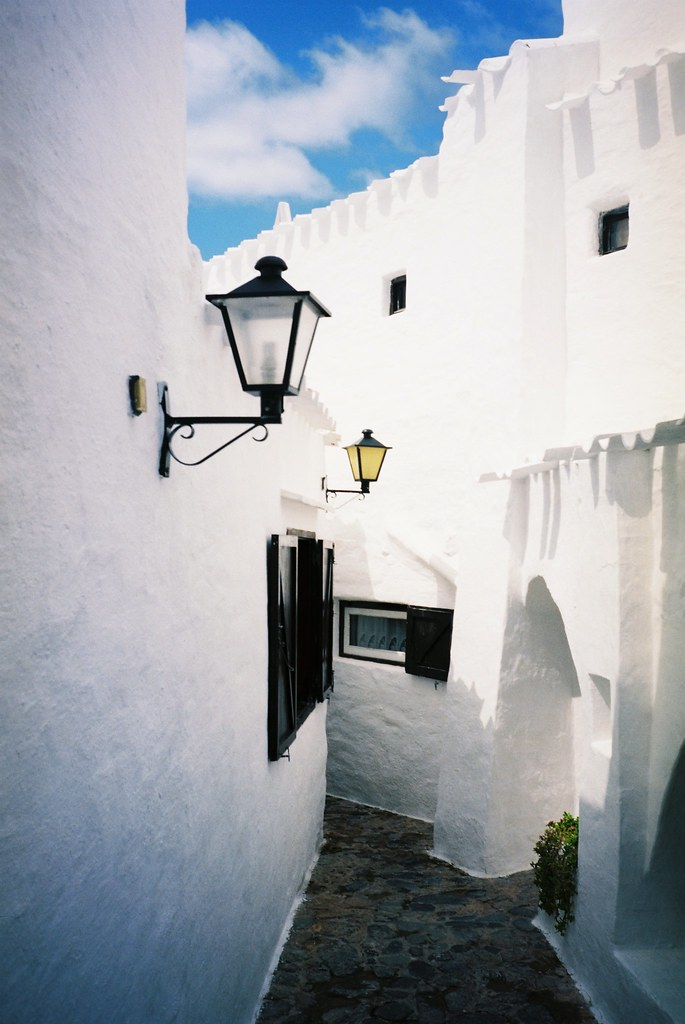 Streets of Binibeca