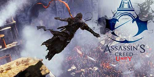 Assassin's Creed Unity gameplay footage released
