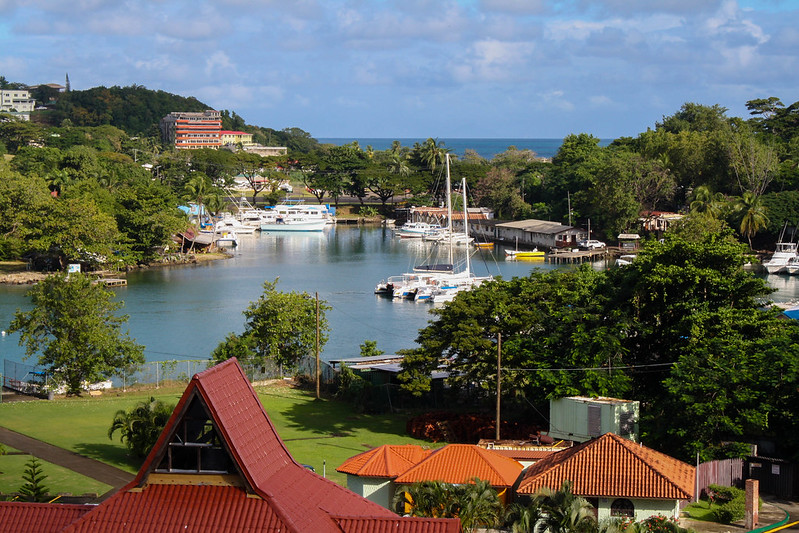 Port of St. Lucia
