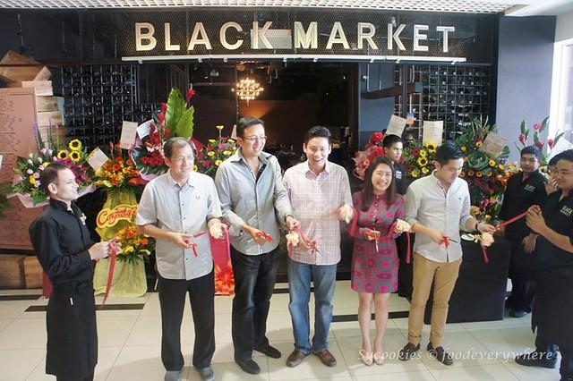 5. black market