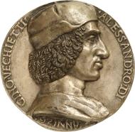Niccolò Fiorentino medal