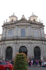 Madrid, Basilica de San Francisco el Grande