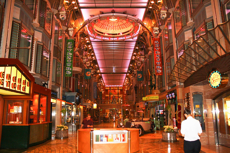 Royal Promenade on Adventure