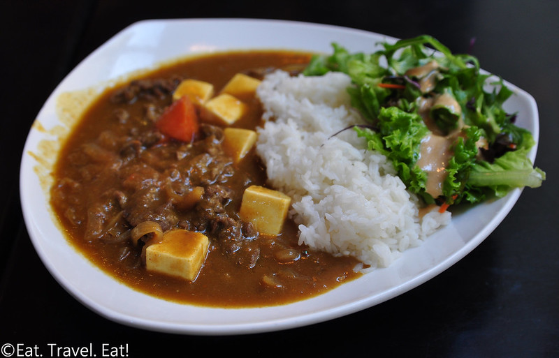 Sagami- Irvine, CA: Sukiyaki  Curry
