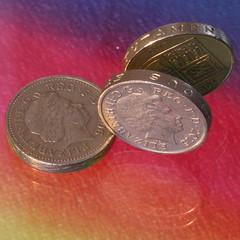 Pound £1 coins