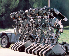 Congress told to brace for 'robotic soldiers'
