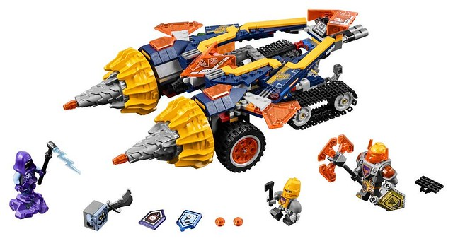 70354 Axl's Rumble Maker 2