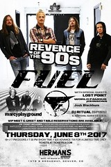 Fuel & Marcy Playground in Concert w World Famous Johnsons