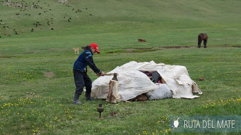 Lago Song-Kol Kirguistán (20)