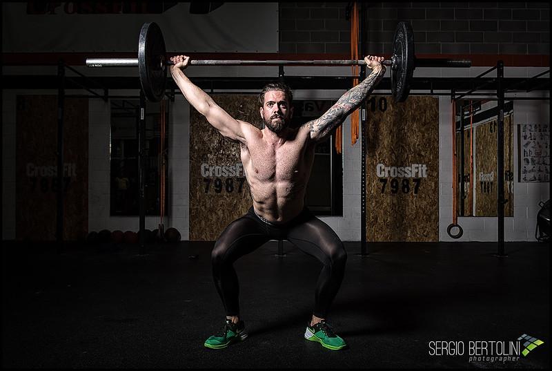 CrossFit 7987: Studio Lighting