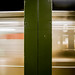 New York; Subway In Motion