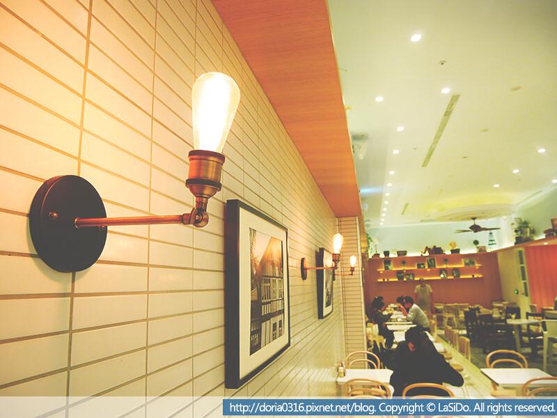 土司工坊-壁燈