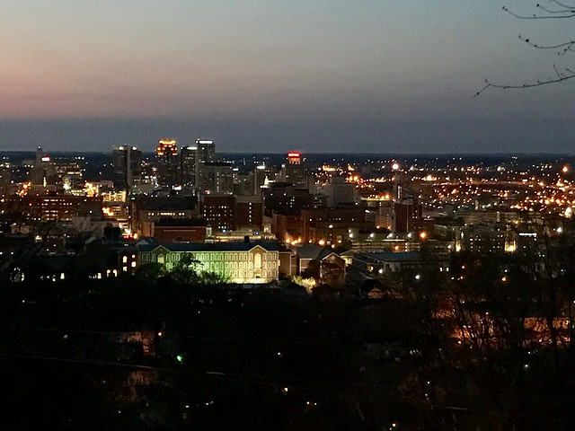 Birmingham, AL - Day 1!