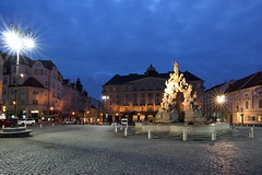 'Zelný trh' square