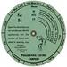 Philadelphia Electric Company Wheel Chart, ca. 1930s by Alan Mays