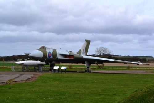 Avro Vulcan XM597