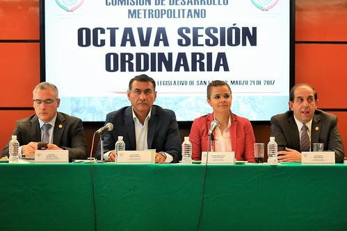 Comisión de Desarrollo Metropolitano 21/mar/17