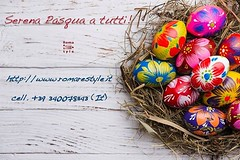 Spero che questo santissimo giorno porti a tutti pace e serenità. Che la #Pasqua possa sbocciare in tutti i vostri cuori e portare infinito amore! Roma Restyle  https://romarestyle.wordpress.com/2017/04/16/buona-pasqua-2
