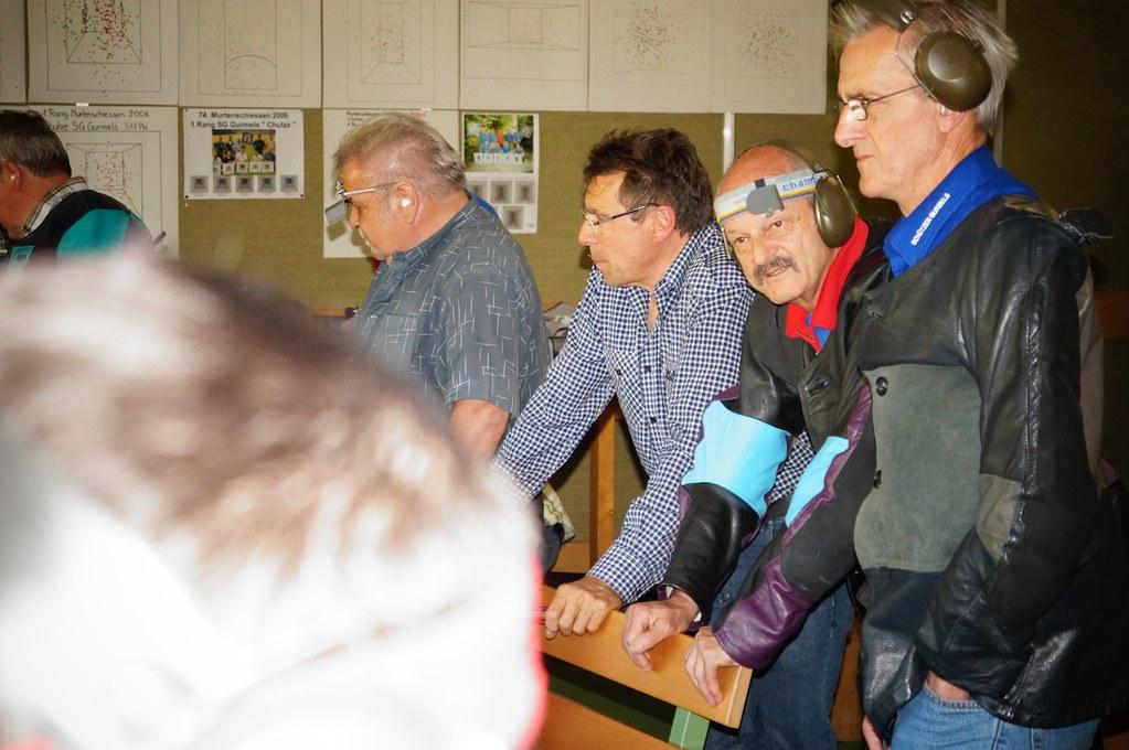 Schiessen mit Pierre-Alain Dufaux 2013