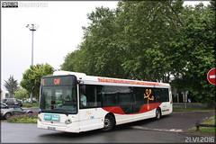 Heuliez Bus GX 327 - SEMTAN (Société d'Économie Mixte des Transports de l'Agglomération Niortaise) / TAN (Transports de l'Agglomération Niortaise) n°706