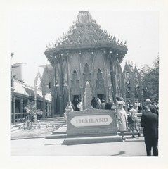 Thailand Pavilion - 1964 / 1965 New York World's Fair