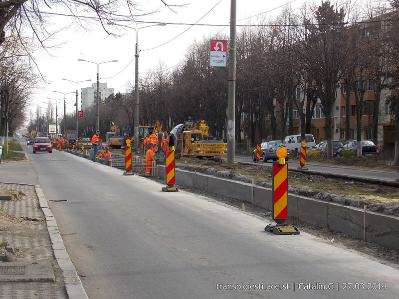 Traseul 102, etapa I: Bucla Nord ( Sp. Județean ) - Intersecție Republicii - Pagina 2 13506737824_6885d5dab5_c