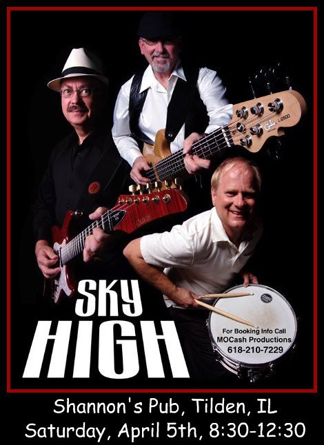 Sky High 4-5-14