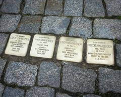 NoApathyAllowed posted a photo:	Polishing Bremen's Stolpersteine: Serve the City, Bremen - April 10, 2014