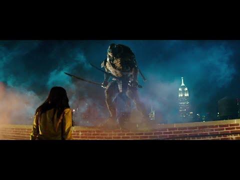 Trailer Pelicula Tortugas Ninja