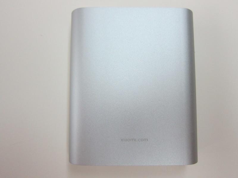 Xiaomi Mi 10,400mAh Power Bank - Back