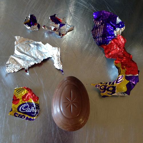 Cadburys Creme Egg.
