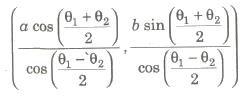 CBSE Class 11 Maths Notes Ellipse