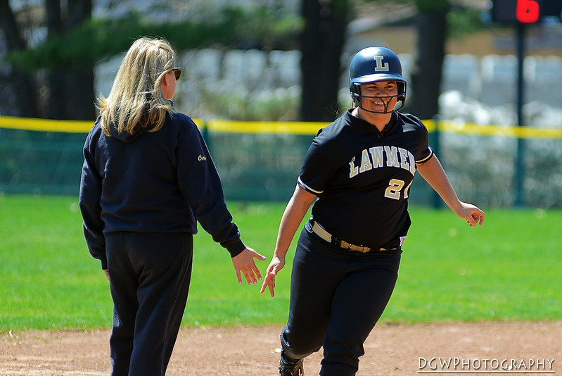 Jonathan Law vs. Bunnell High Girls Softball