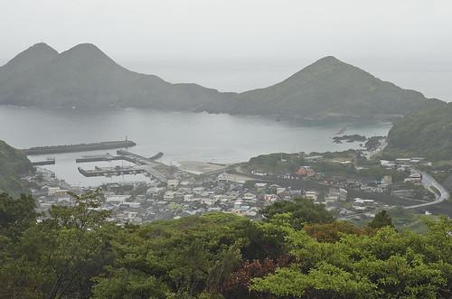 【写真】離島めぐり : 一湊展望台
