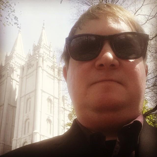 Temple selfie #AACon14