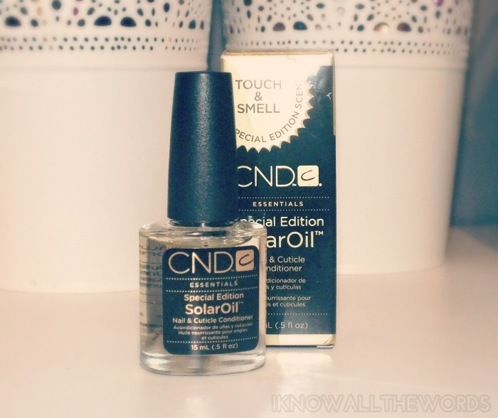 CND Special Edition Solar Oil (3)