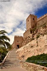 Puerta de la Alcazaba (Almería, España)