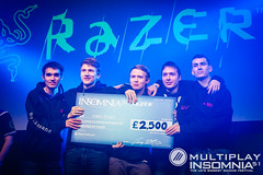Multiplay Insomnia51 - Razer League of Legends Challenger Cup Final