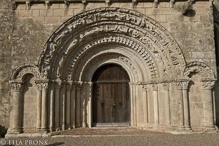 2010-10-14 Castelviel, église Notre-Dame, Gironde, Aquitaine 02