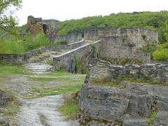 Burganlage Schmidtburg