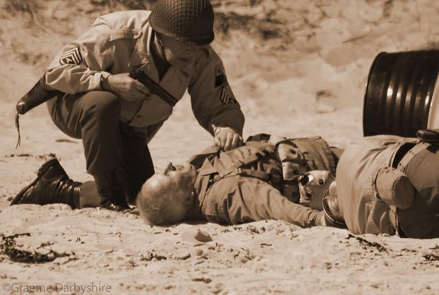 Вторая мировая американский офицер