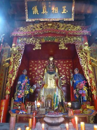 Jiangxi-Longhu Shan-2 Shangqing-temples taoistes (4)