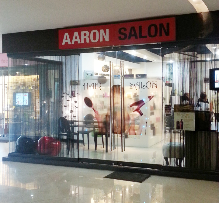 Aaron Yoo Hair Salon - Kapitolyo